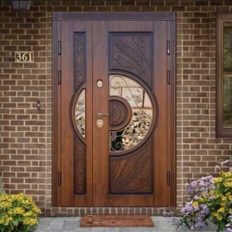 Полуторные двери,двустворчатые двери или двери 1200 мм шириной