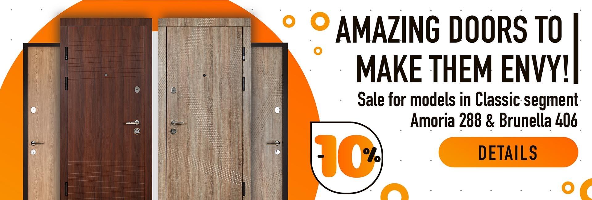 Amazing doors to make them envy